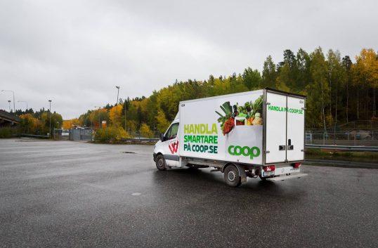 Coop online i Örnsköldsvik