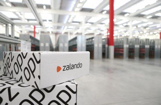 Zalando sänker prognosen för helåret