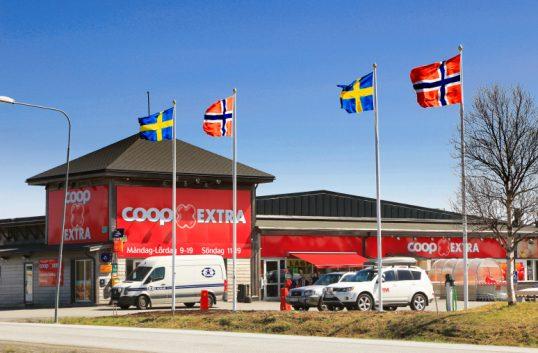 Coop testar obemannat i Norge
