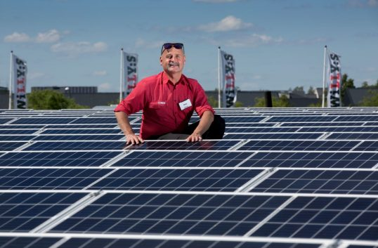 Axfood satsar på solceller