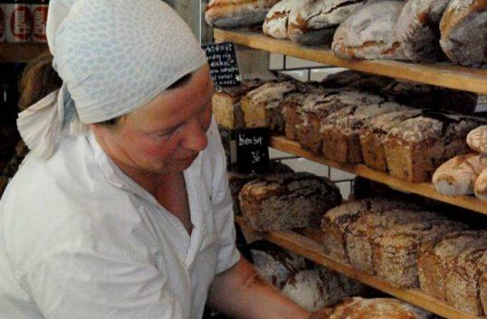 Gammalt bröd = nya kläder?