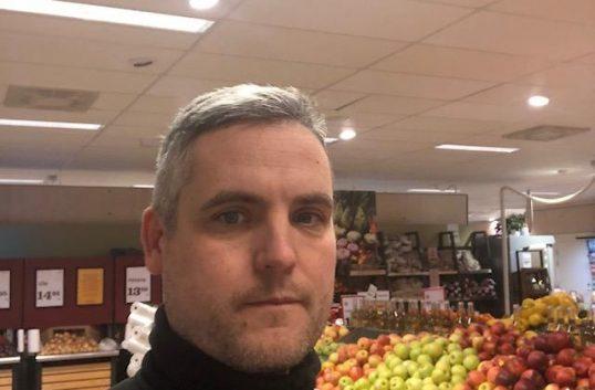Han tar över Hemköp Skarpnäck