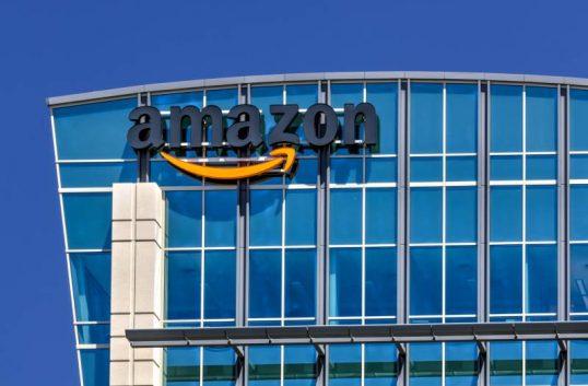 Kontantkrav retar Amazon