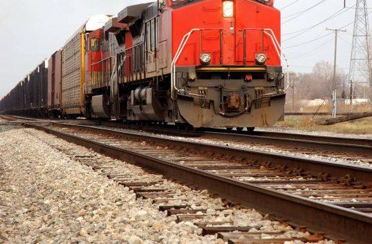 Svag lönsamhet i tågtransporter