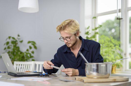 Pontus vinnare med framtidslösning Engångsbestick avlöser plasten