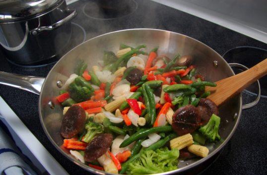 Hösten högsäsong för vegetariskt