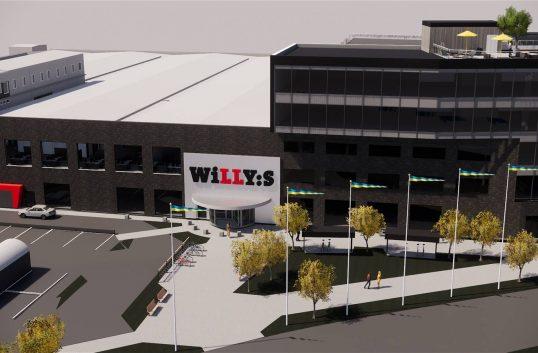 Willys öppnar nytt i Karlstad