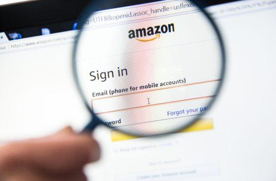 Amazon fortsatt på gång
