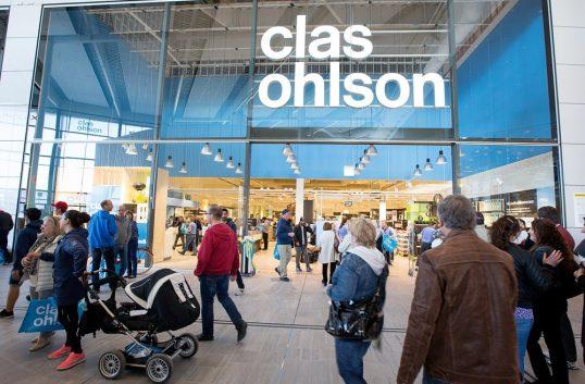 Clas Ohlson ökar försäljningen
