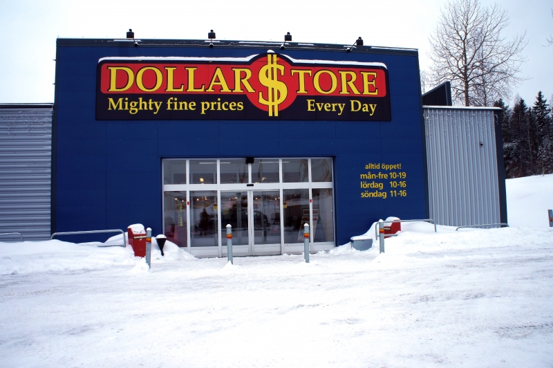 Dollarstore öppnar största butiken i Stockholm | Handelstrender