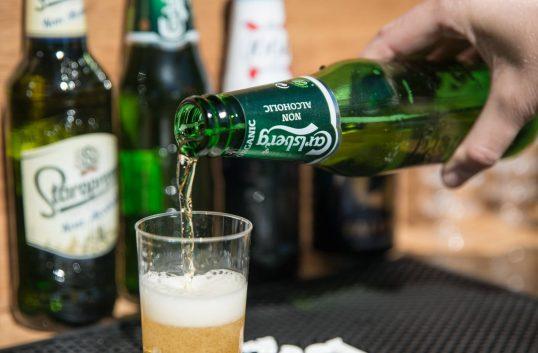 Flaggar för dyrare öl