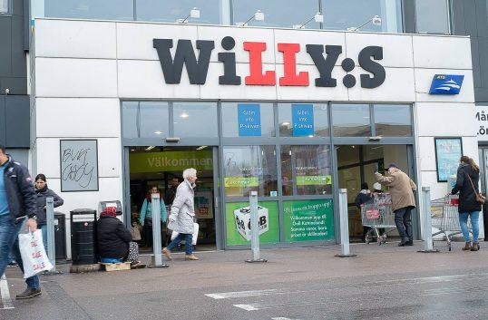 Willys tar över på Söder
