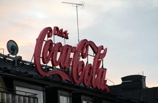 Coca-Cola i Sverige visar starka resultat för 2017