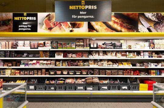 Netto blir först med veganfärsen