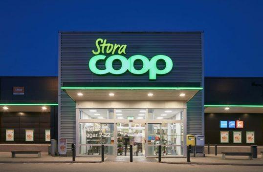 Vinst för Coop för tredje året i rad
