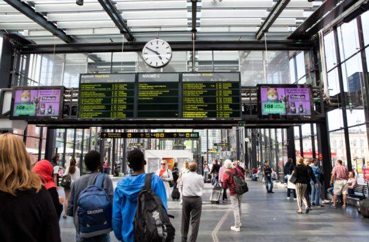Snabbare i Malmö och Göteborg