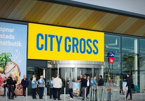 City Gross hittar nytt i Häggvik