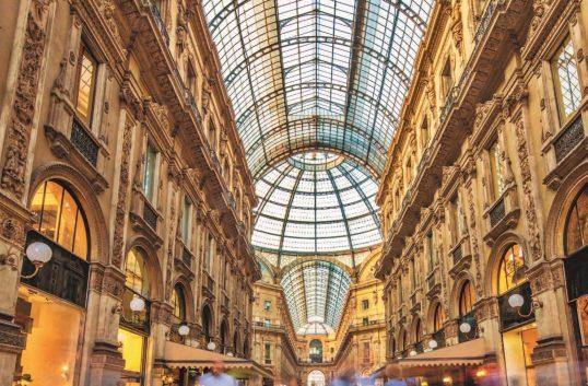 Häng med – trendspaning i Milano