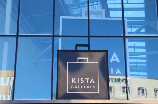 Ica blir Rusta i Kista galleria