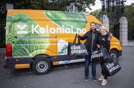 Clas Ohlson tar succén till Norge