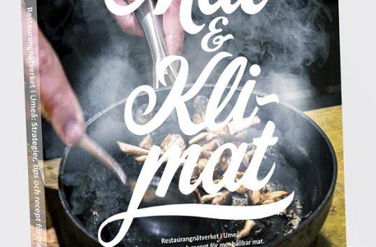 Egen kokbok om mat och klimat