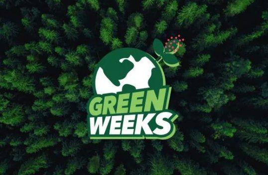 Gröna veckor hos Matsmart