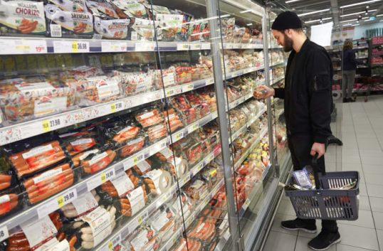 WWF varnar för importkött