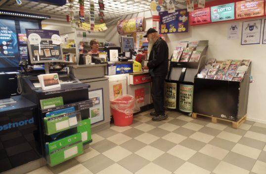 En fjärdedel av befolkningen besöker varje dag en convenience-butik