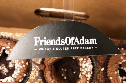 FriendsOfAdam lanserade nytt veganskt och glutenfritt surdegsbröd på Nobelfesten 2019