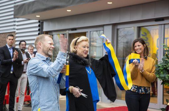 Nu har City Gross invigt nya butiken i Linköping