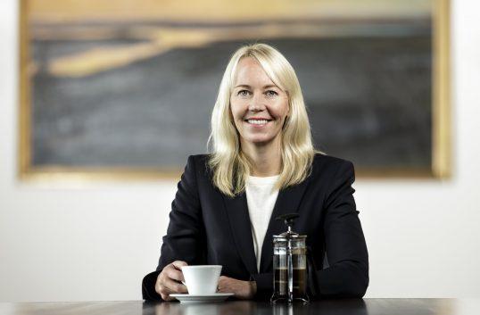 Kathrine Löfberg tilldelas Guldklubban 2019