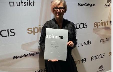 Lidl prisades med Spinn-silver för varumärkesbyggande