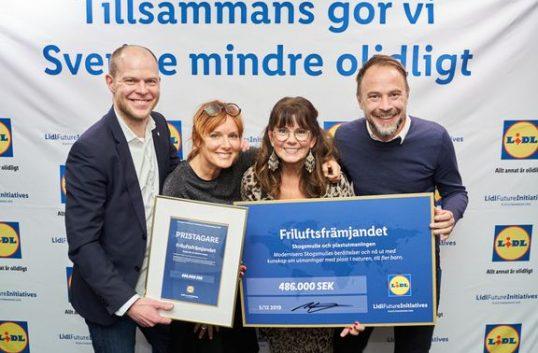 De vinner Lidls hållbarhetspris – delar på 10 miljoner kronor