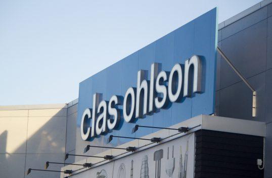 Clas Ohlson minskade i december