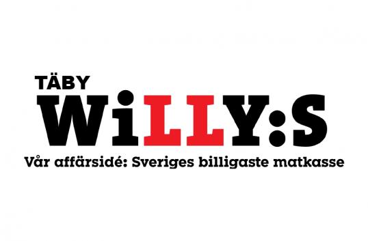 Willys till Täby centrum