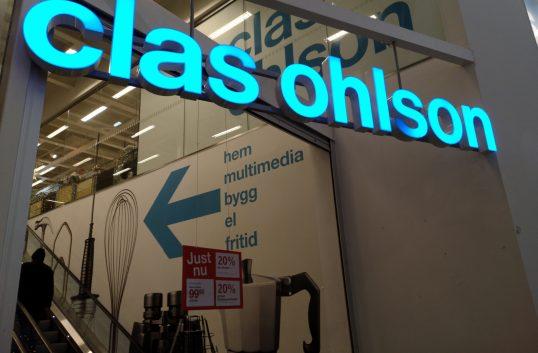Hyfsad start för Clas Ohlson
