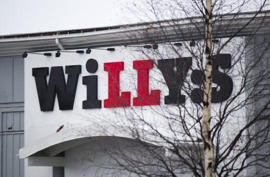 Willys flyttar i Falköping