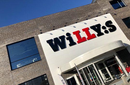 Willys öppnar på Bryggudden