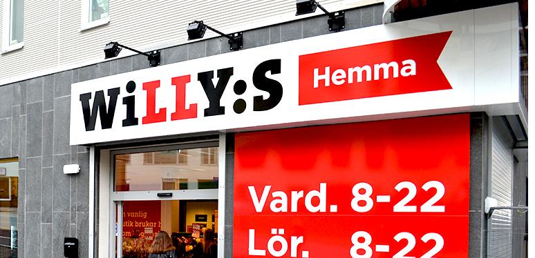 Willys Hemma i Kristianstad nyrenoveras