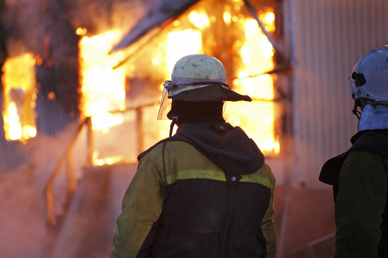 Ännu oklart om brandorsak