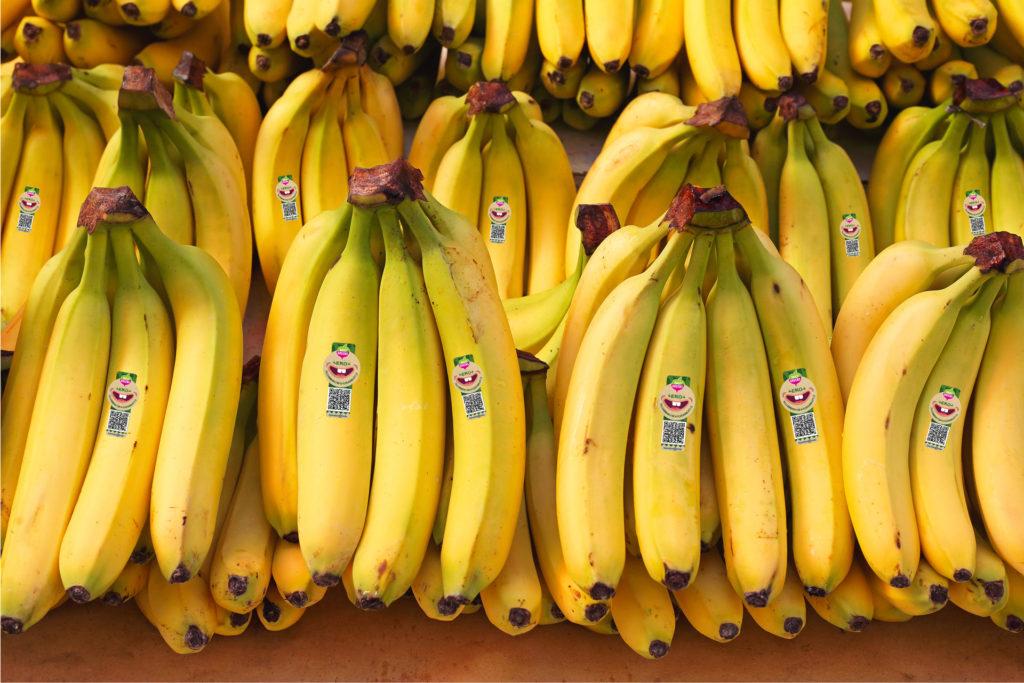Greenfood lanserar en ny banan i stan