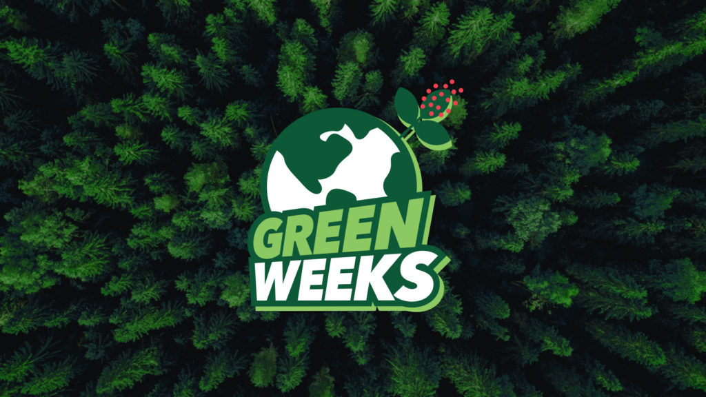 Nu är Green weeks här igen med storsatsning