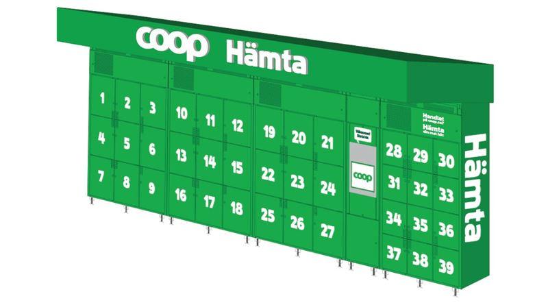 Coop testar nytt samarbete med OKQ8