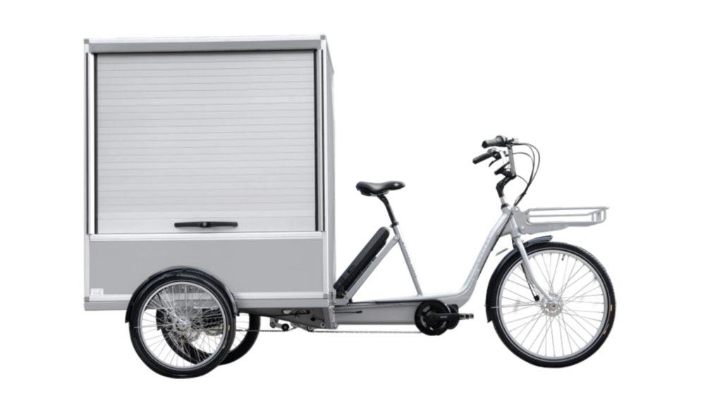 Låter kunder cykla hem varorna