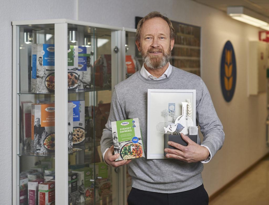 Livsmedelspriset 2020 till Fazer kvarn