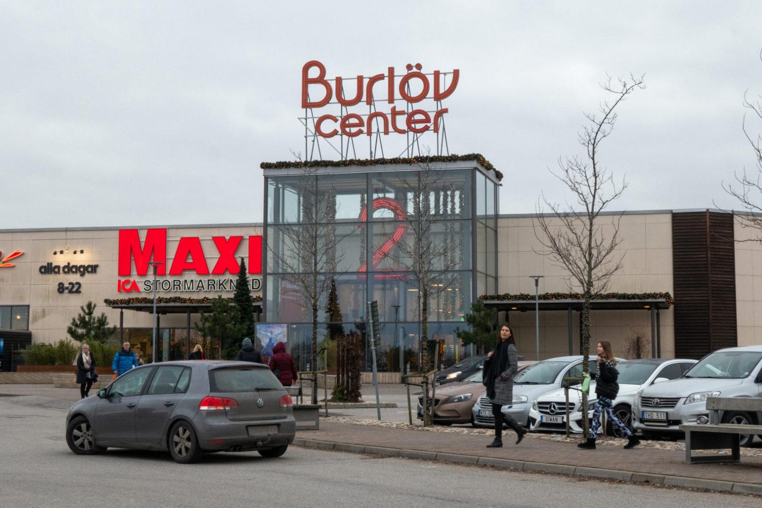 Klassiskt köpcenter får nya ägare nyår