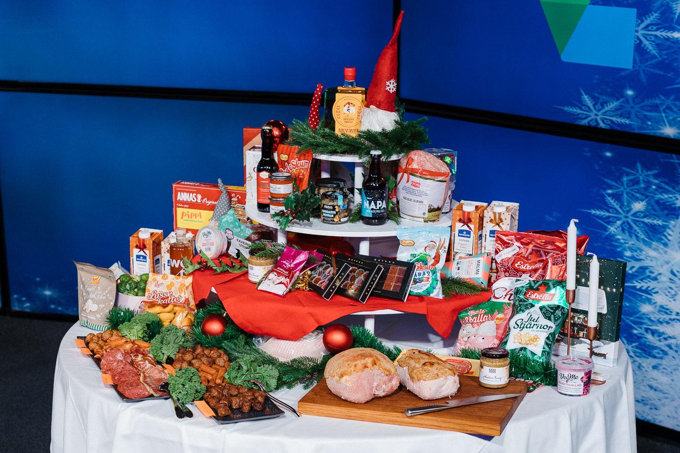 Mindre svinn och traditionell julmat