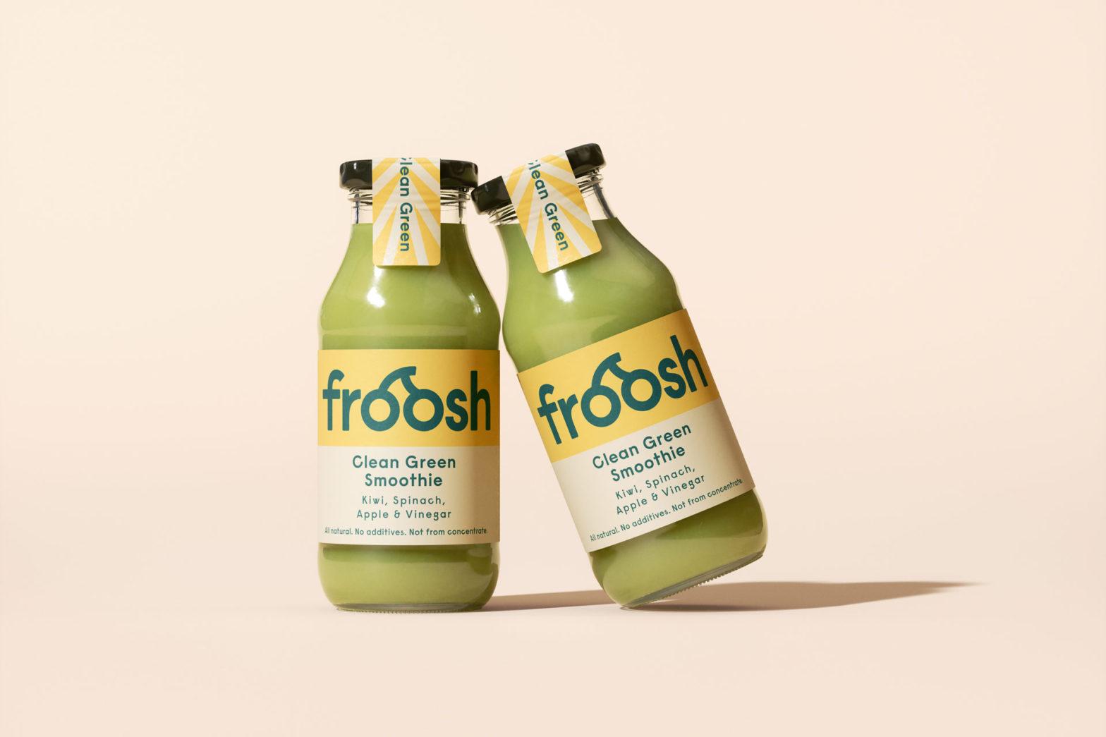 Tidning hyllar smoothie från Fazer