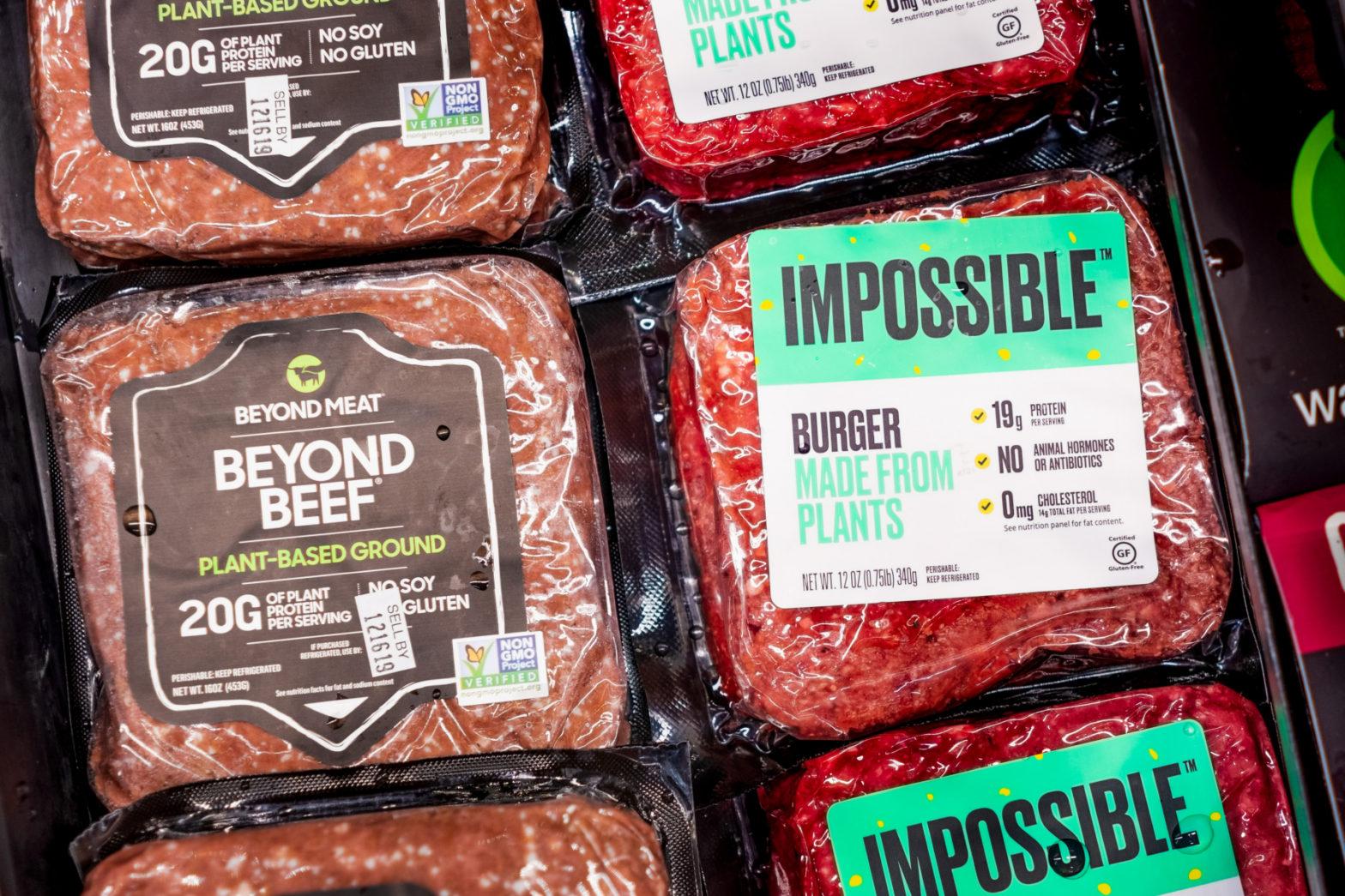 """""""Rika länder ska äta mer syntetiskt kött"""""""