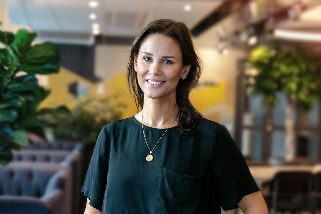 Jessica Nithenius vd för Orkla care Sverige